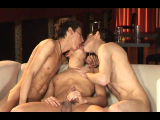 Ultimate Orgy At Boy Club