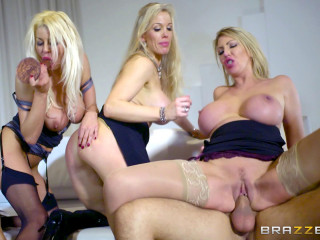 4 Huge-titted And Highly Marvelous Cougars