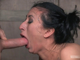 Lily lane the finest ALT lady in porn, is devastated by harsh bang-out and cock.
