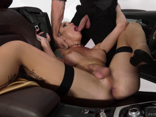 Amazing Anal For Aubrey Kate