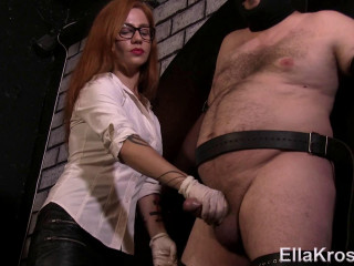 Managing My Slave's Climax by Edging!