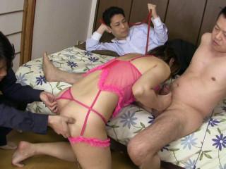 Fujieda Miwako - anal gangbang-ready-Iki M Mature-corruption