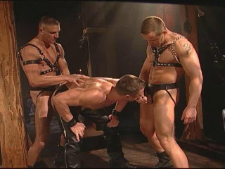 Leather Gangbang Communion