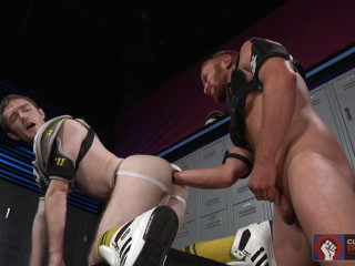 Butt Stuffers - Scene 1 - Seamus OReilly and Steven Ponce
