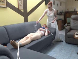 Guest Saskia and Zora - The Girlfriend of the Bride Part 7 of 8