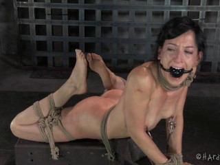 HT - October 22, 2014 - Elise Graves and Wank Strike - Restrain bondage Therapy - HD