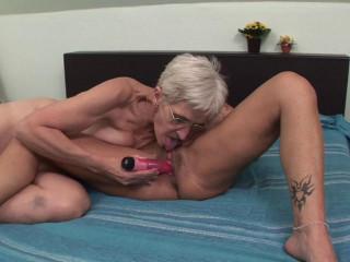 2 unshaved grandmas