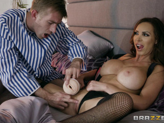 Nikki Benz, Danny D - Toying With A Pornstar FullHD 1080p