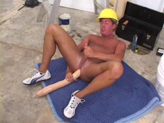 Men At Work Barebacking - Austin Power, Patrick Ives, Ryan Boyd