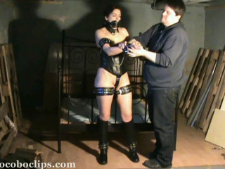 Bound Ponygirl - Part 2-2
