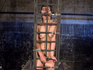 Tight Rope, Tiring Punishment, Extreme Water Torment, and Wailing Orgasms!!!