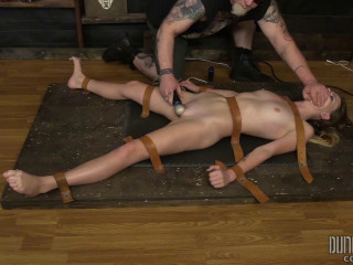 Impatient in Restrain bondage Pt.4