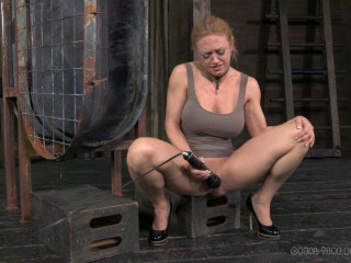 Darling immensely demolished by cock!