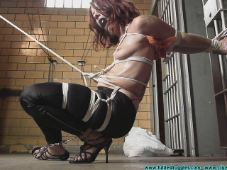 Fayth Big City Girl Arrested by 2 Hick Cops 3 part - Extreme, Bondage, Caning