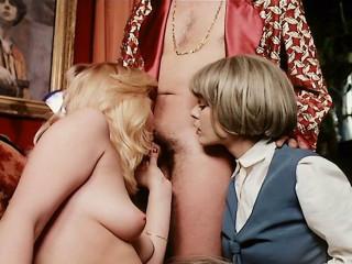 Dream Girls In A Brothel (1980) - Julia Perrin, Cathy Stewart