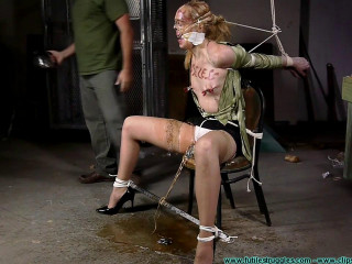 Ariel Anderssen Must Atone for her Work Place Infractions - Part 4
