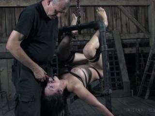 Restrain bondage Pig - part 2