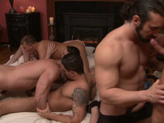 Brandon Wilde's Very first Group Bang