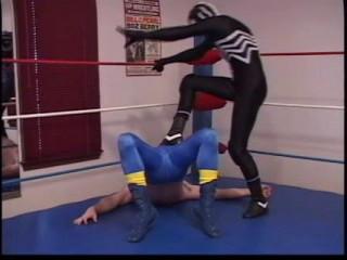 BG East - The Black Spider vs The Dragonfly