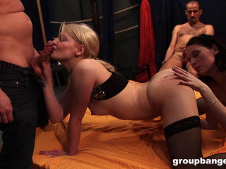2 Mischievous Girls Get Group Torn up Xxx