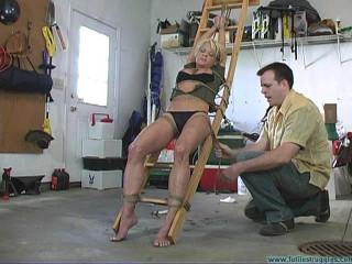 Mandy K Shown Restraint - Extreme, Bondage, Caning