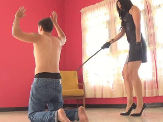 Piru First Whipping by Ama K - HD 720p