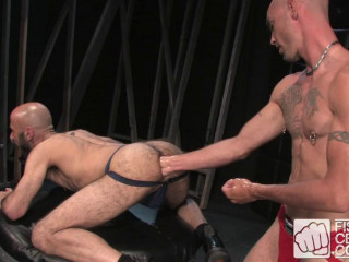 Stuff That Ass, Scene 02 Boyhous, Caedon Chase (2011)