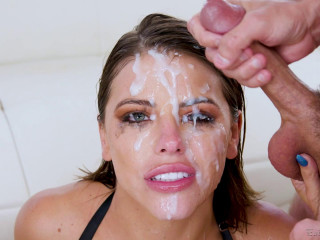 Beauty Ultimate Slut Adriana Chechik Ass Fucked By Huge Dick