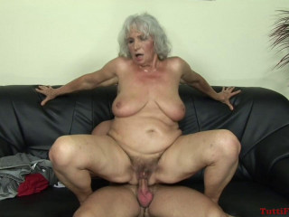 Norma granny on my casting