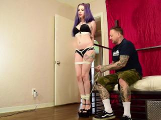 Fiona Sinclair - Bikini Girl Tricked Into Bondage Part 1