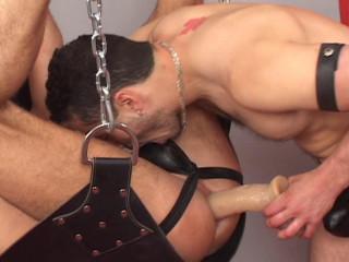 Barebacking With Carlos Morales