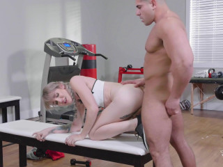 Lena Kelly A Hardcore Workout (2018)