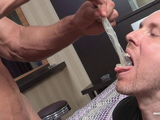 Oral sperm reception