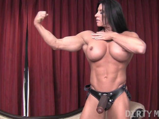 Angela Salvagno - Like Having A Cock?