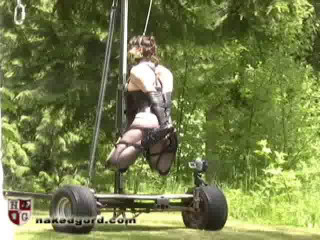 Fucking Utility Vehicle with Anna Rose
