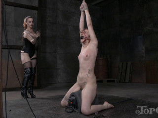 No Mercy for Mercy - Mercy West and Bella Rossi - HD 720p