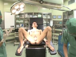 Lustful Clinic Ward 24 Hours vol.3