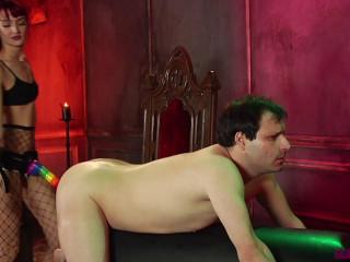 Dicko Rama - Dick-O-Rama Fun for Sub Slut Marcelo - HD 720p