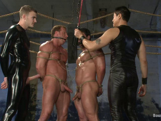 The Bodybuilders and The Onyx