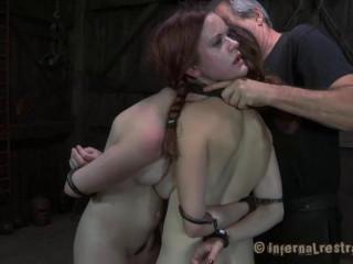 Captive barn trials