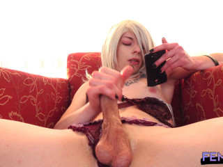 Elowyn Rose Cums For You!