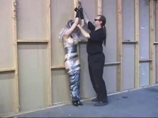B & D Delights -  Mystery Man's Femmes Of Restrain bondage