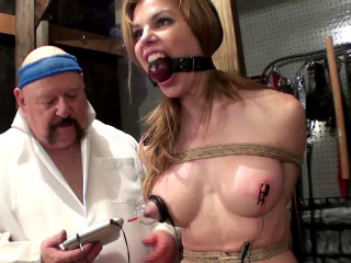 TB - Electric Nipple Ejaculation