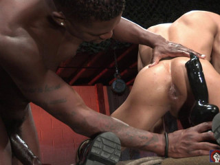 Armond is happy to take a big black dick