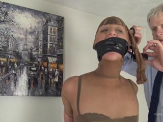 Panty bondage