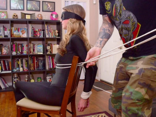 Chrissy Marie - Thief Caught and Chairtied