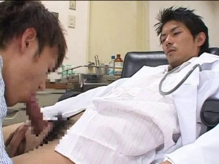 Masculine Nurses Get Horny
