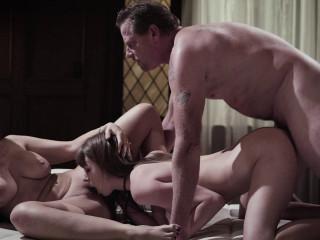 Alex Blake, Syren De Mer - Swapping Girls (2018)