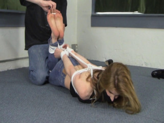 Toe Tied and Interrogated