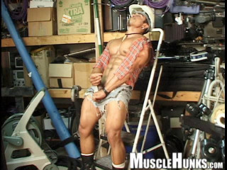 MuscleHunks - Carlos Botero - Scandelous Dimensions
